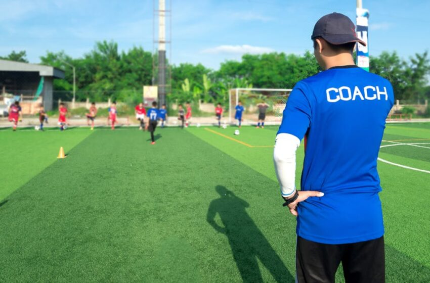 The Effective Sports Coach Must Have Full Attention For Game Winning Goals