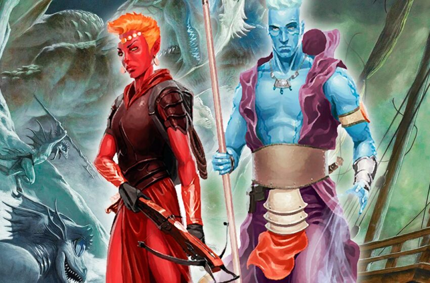 Facts on the Worldouched and the Fire Genasi