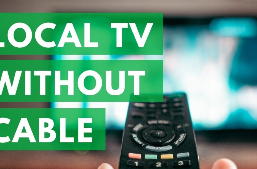 Live Stream without Cable