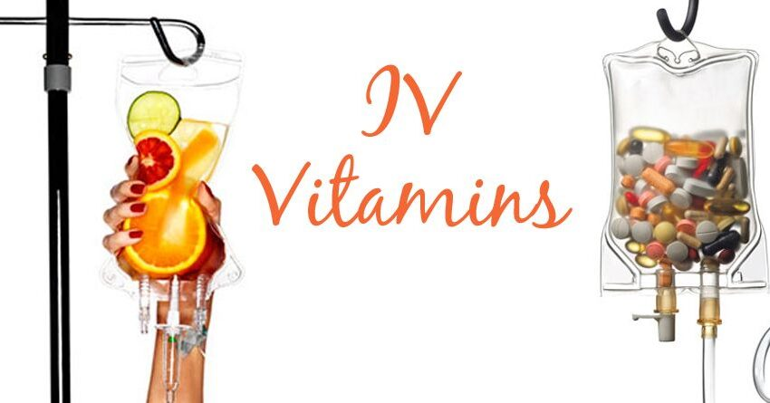 IV Vitamin Therapy – How it Works
